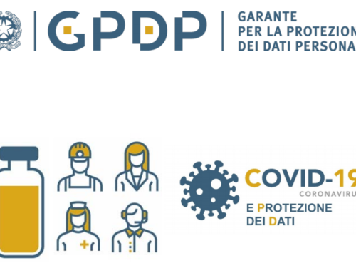 Le indicazioni del Garante sulle vaccinazioni nei posti di lavoro